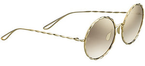 Elie saab Sunglasses Gold Brown
