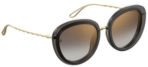 Elie saab Sunglasses Grey / Gold
