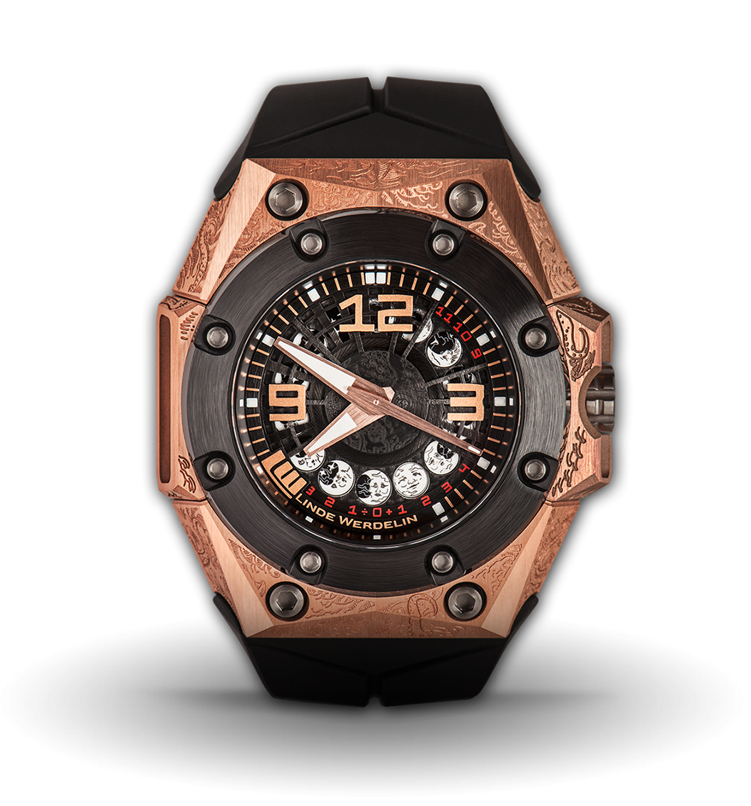 Linde Werdelin II Moon Tattoo