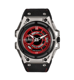 Linde Werdelin SpidoLite II Ti Red