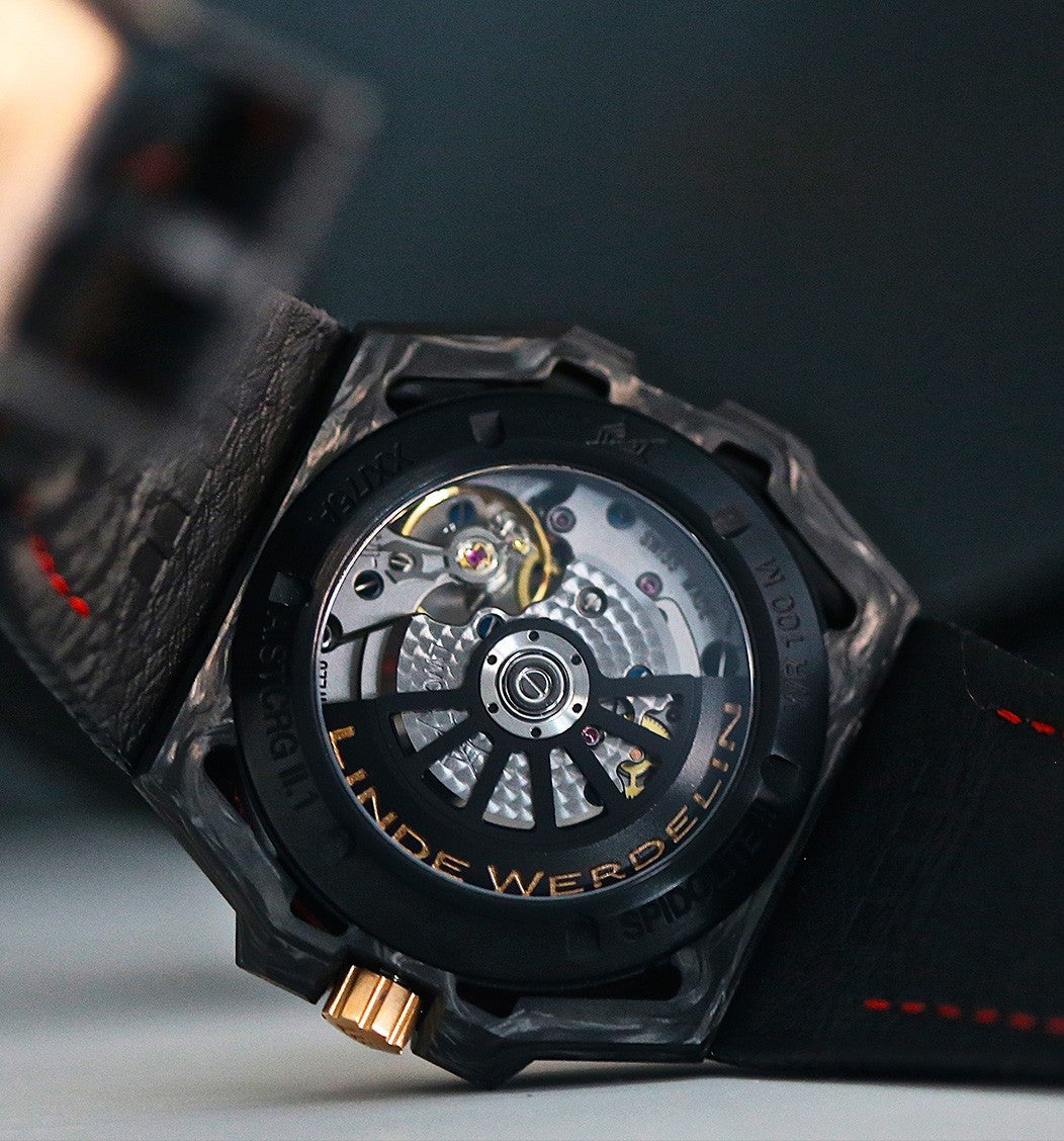 Linde Werdelin SpidoLite II Tech Gold
