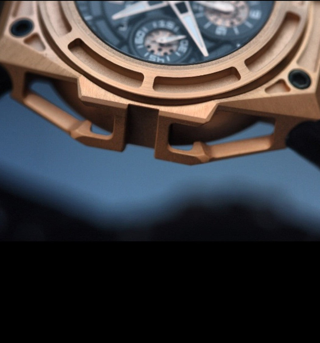 Linde Werdelin SpidoSpeed Rose Gold
