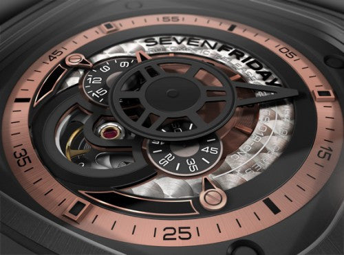 SevenFriday P2/01 'Revolution'