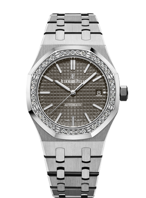 Audemars Piguet Royal Oak 37mm Steel Ruthenium Dial