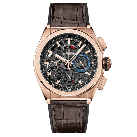 Zenith Defy 18ct Rose Gold