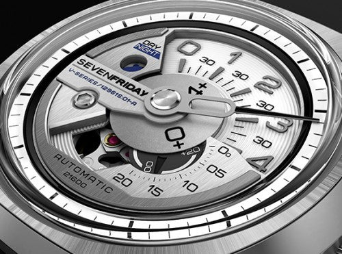 SevenFriday V1/01 'Steamer'