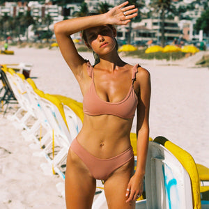 Tulum Bottom - Eurvin Swimwear & Clothing - Australia Made