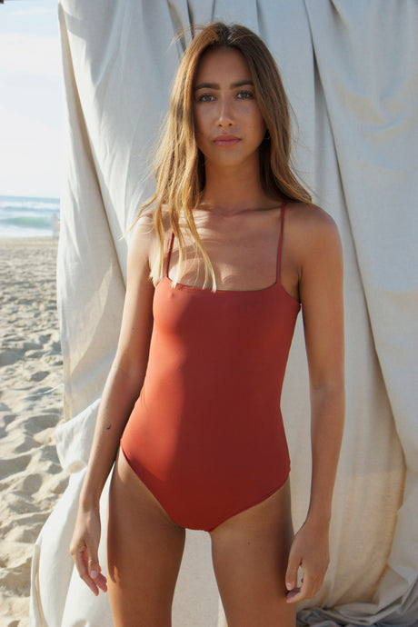Isa One Piece - Eurvin Swimwear & Clothing - Australia Made