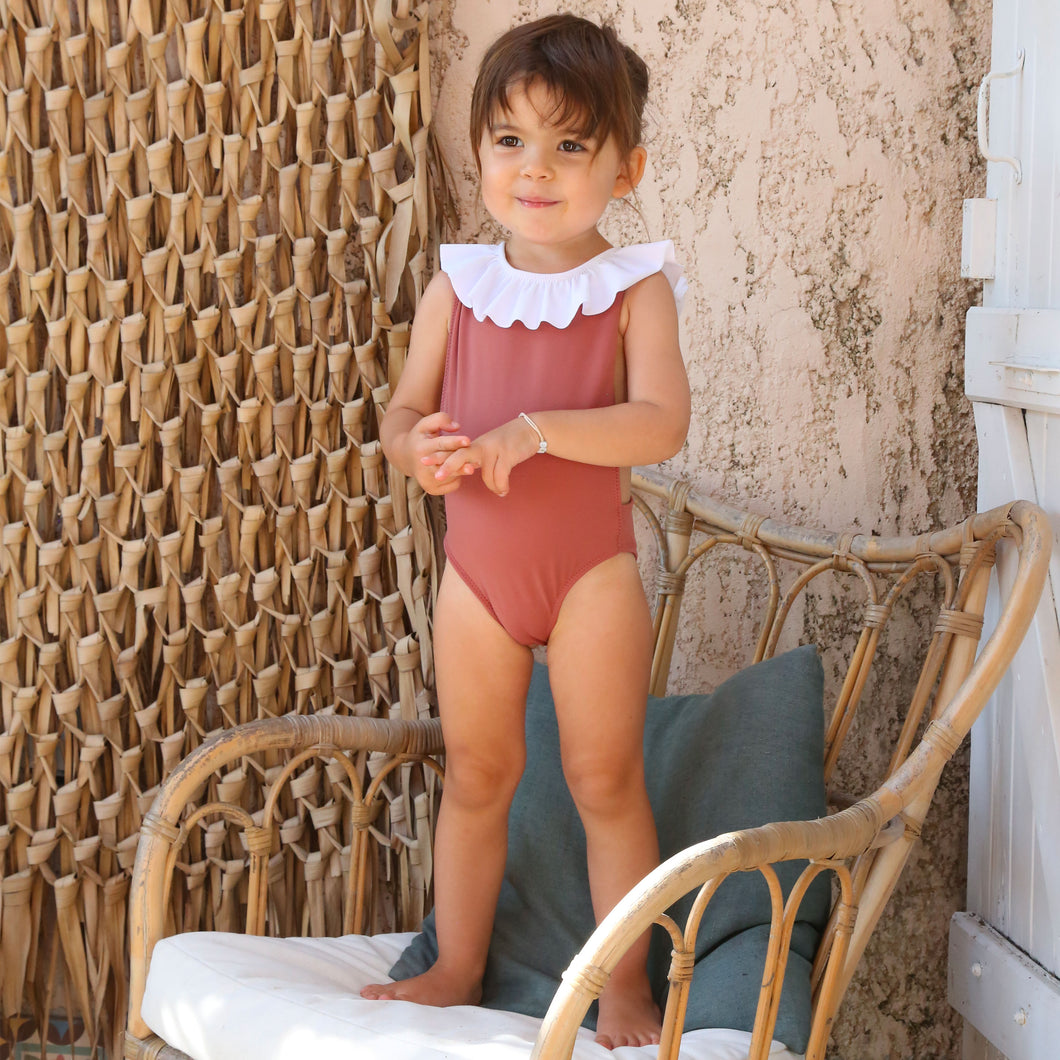 Sienna One Piece Baby - Eurvin Swimwear & Clothing - Australia Made
