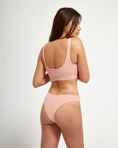 Balangan Top Rose - Eurvin Swimwear & Clothing - Australia Made