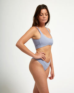 Balangan Top Marshmallow - Eurvin Swimwear & Clothing - Australia Made