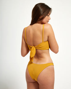 Bora Bottom Moutarde - Eurvin Swimwear & Clothing - Australia Made