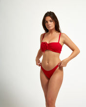 Load image into Gallery viewer, Amalfi Top Rouge - Eurvin Swimwear & Clothing - Australia Made