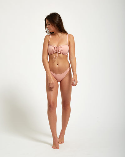 Bora Bottom Rose - Eurvin Swimwear & Clothing - Australia Made