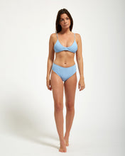 Load image into Gallery viewer, Corsica Bottom Blue Rib - Eurvin Swimwear & Clothing - Australia Made