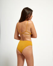 Load image into Gallery viewer, Boracay Top Moutarde - Eurvin Swimwear & Clothing - Australia Made