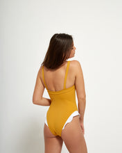 Load image into Gallery viewer, Henriette One Piece Moutarde - Eurvin Swimwear & Clothing - Australia Made