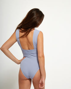 Pantai One Piece Marshmallow - Eurvin Swimwear & Clothing - Australia Made