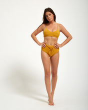 Load image into Gallery viewer, Mona Top Moutarde - Eurvin Swimwear & Clothing - Australia Made
