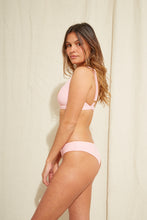 Load image into Gallery viewer, Capri Top Rib Pink
