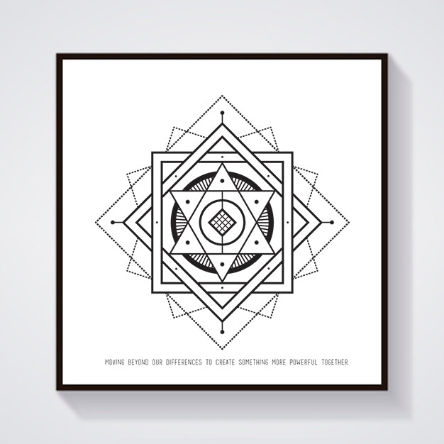 Alignment Wall Art