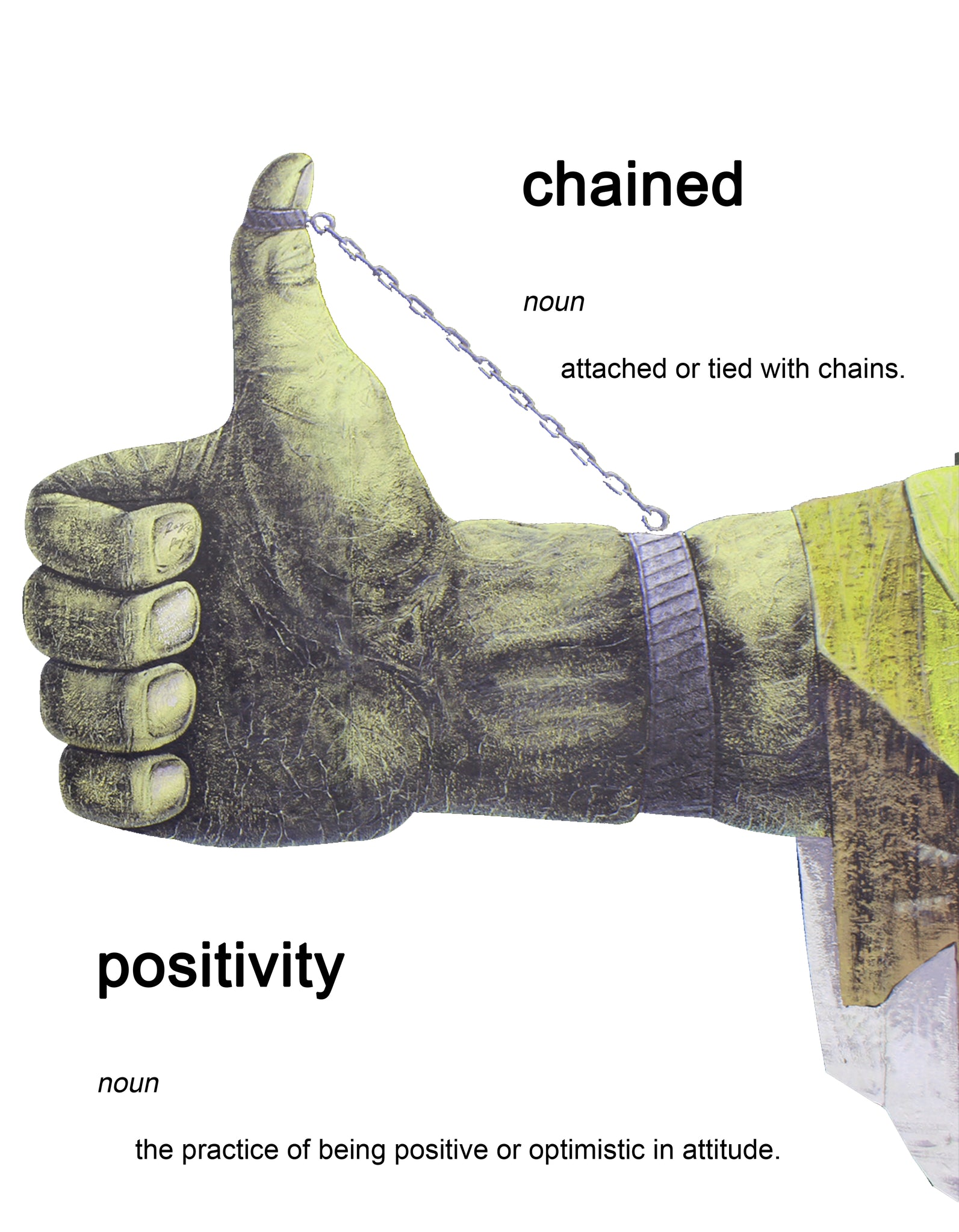 Chained To Positivity