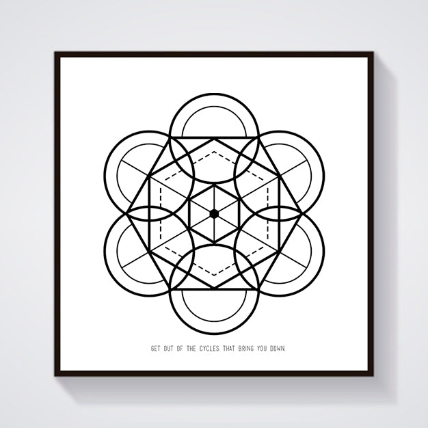 Cycles - Wall Art