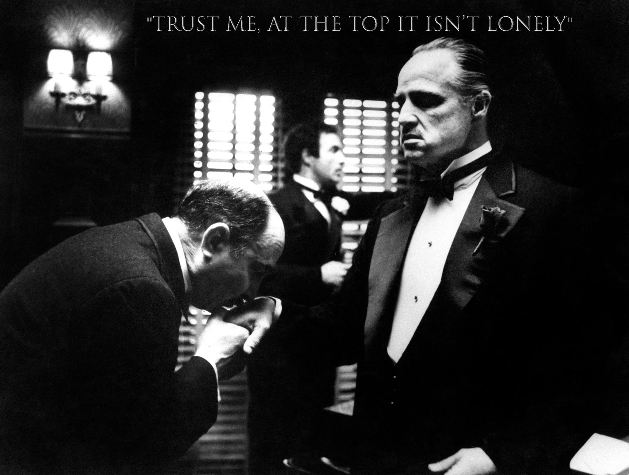 Don Corleone White