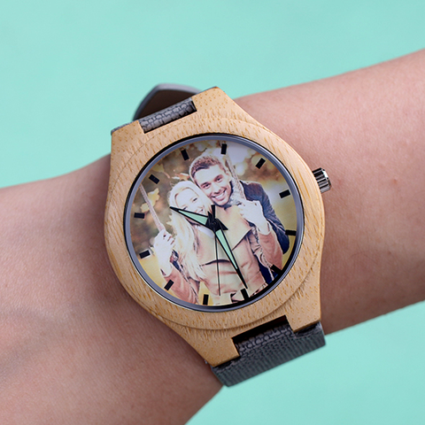 Personalized Photo Gift Watches