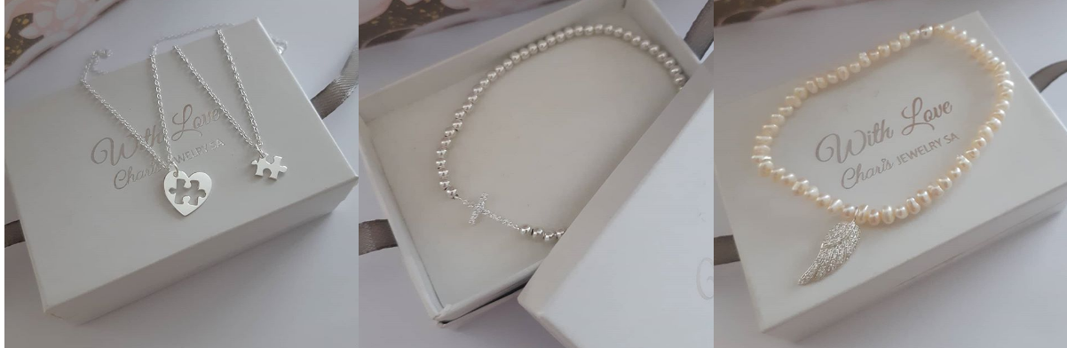 Charis Jewelry SA Sterling Silver Gift Bracelets & Necklaces Online Store