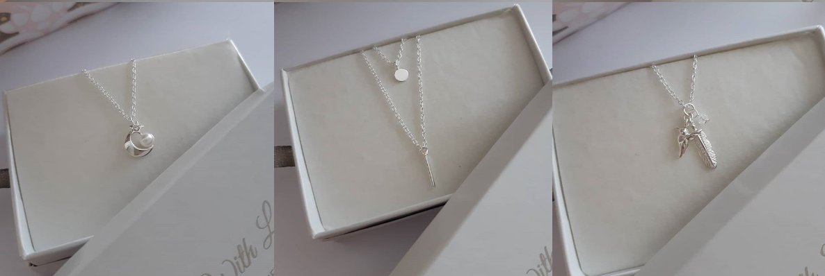 Charis Jewelry SA Online Jewelry Store Stunning Silver Necklaces