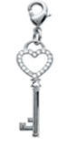 CLD43 - Clip on Dangle Key