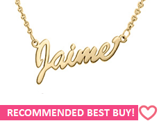 NN10 - 9K Solid Gold Personalized Custom Name Necklace (Ready in 8 working days!)