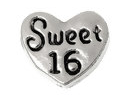 FLC71 -  Sweet 16, for Floating Locket