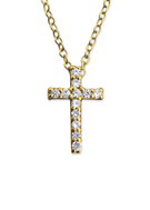 Gold Cross Necklace online store in South Africa