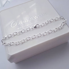 sterling silver charm bracelet, online store in South Africa