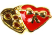 FLC142 - Chocolates Floating Locket Charm