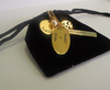 N109 - Gold Plated Family Tree Necklace