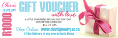 GV5 - Personalized Jewelry Gift Voucher