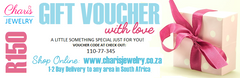 GV1 - Personalized Jewelry Gift Voucher