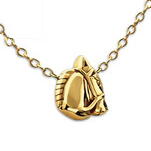 Gold Horse Necklace online store in South Africa