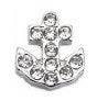 FLC140 - Anchor, Floating Locket Charm
