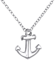 Sterling Silver Anchor Necklace online store in South Africa