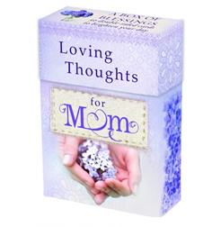 UN461 - Loving thoughts for Mom, Box of Blessings