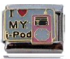 LL-R10 - I Love my IPod