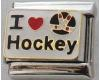 E119 - I love Hockey, Italian Charm