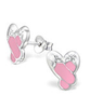 sterling silver ballet earrings for kids online store in SA