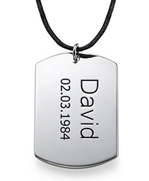 men s personalized jewelry gift dog tag chains online store in sa