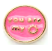 LL-10 - You are my sunshine Floating Charm for Locket