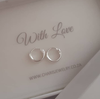 sterling silver baby hoop earrings online jewellery shop in SA